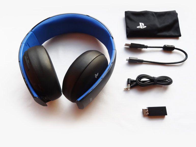 Gold-Wireless-Stereo-Headset-